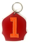 #1 Badge Keychain R-O