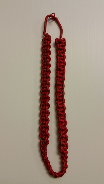 Red Shoulder Cord 14inch-76