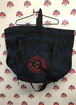 Expandable Gear Bag with Fire Department Embroidered Maltese