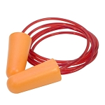 Silencio Red-E-Fit Molded Foam Corded Earplugs ( Box of 100 )