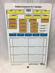 Incident Command for R.I.T. Activation (Command Board) 18