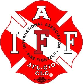 IAFF Dive Decal