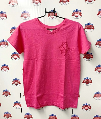 IFSAP Ladies' V-Neck T-Shirt