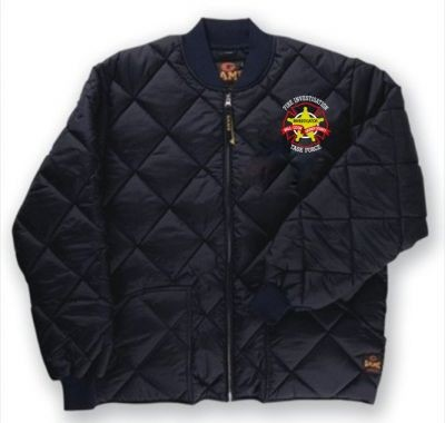 Fire Investigation Task Force Jacket - The Bravest