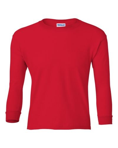 East Hazel Crest Red Shirt Friday - Gildan 2400B - Long Sleeve - Youth
