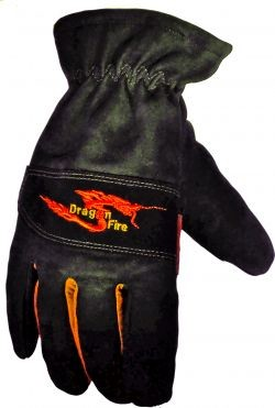 Dragon Fire ALPHA X Structural Fire Fighting Glove - Gauntlet