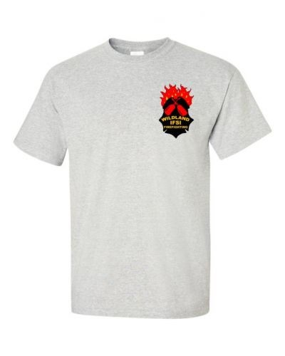 IFSI Wildland Firefighting - Gildan Ultra Cotton T-Shirt