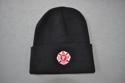 IAFF - USA Made 12 inch Knit Beanie with Cuff