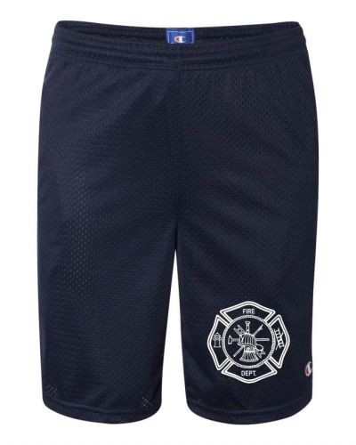 Fire Department Gym Shorts