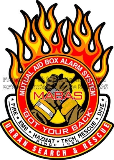 MABAS Decals - Urban Search & Rescue Rocker